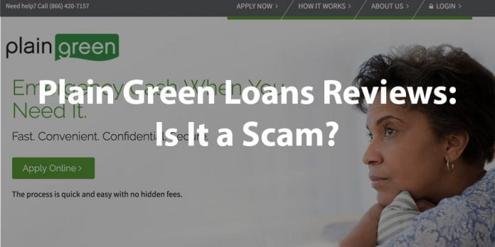 Plain Green Loans Scams