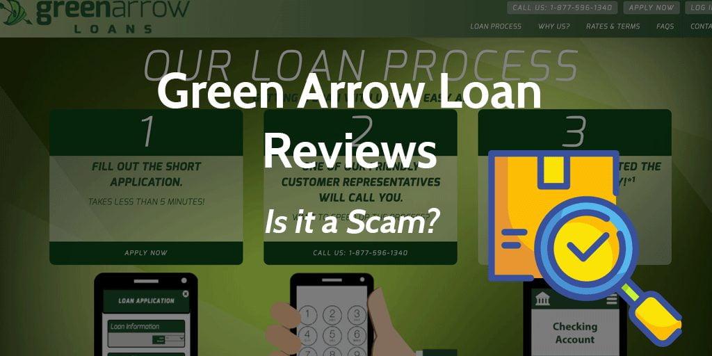 green arrow loan reviews