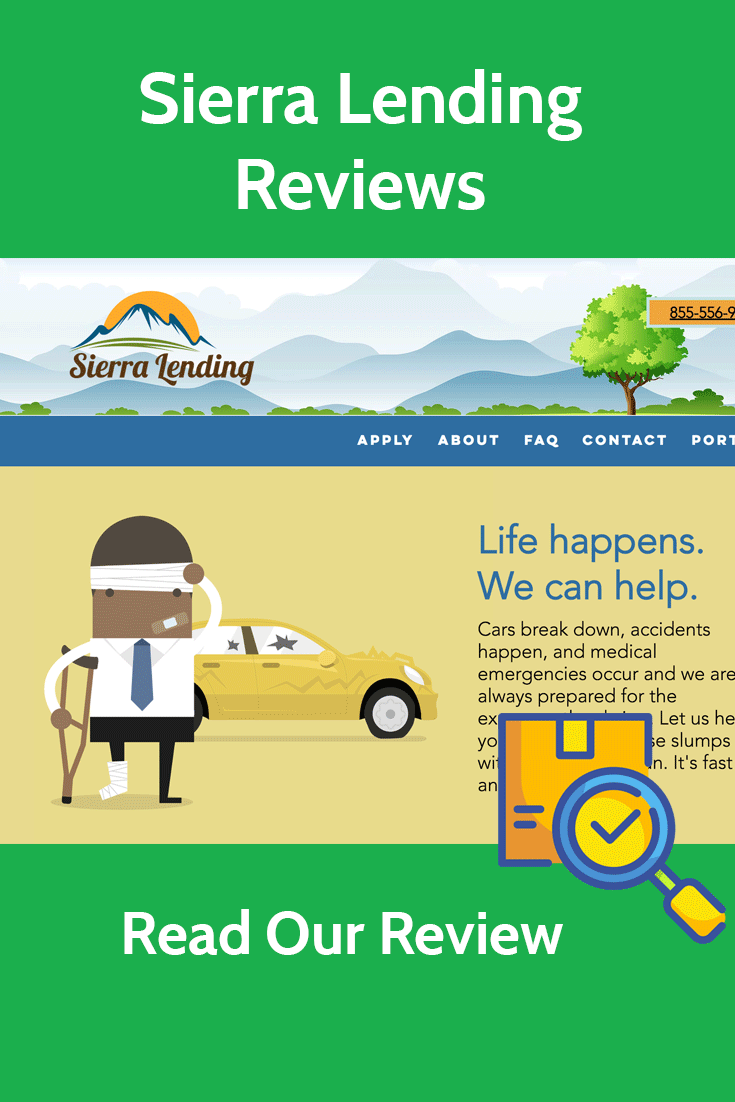 Sierra Lending Reviews: Is it a Scam or Legit Lender? Read Our Reviews on This Fast Cash, Short Term Lender to Find Out