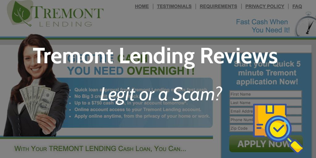 tremont lending reviews